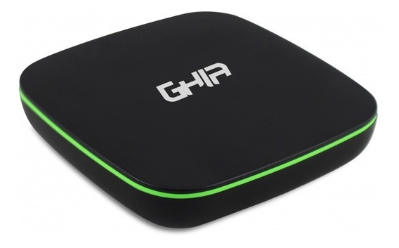 Tv Box Android Ghia 750 Canales Hd En Vivo Sin Mensualidades