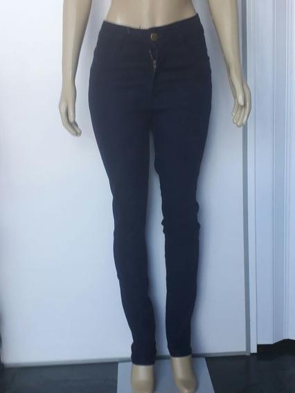 Calça Jeans Feminina Cintura Alta Skinny Promoção