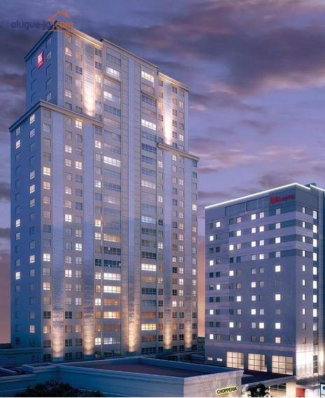 Ibis Hotel. Sala Comercial 26 M². Ideal Psicólogos, Fonoaudiólogos, Advogados. Boulevard. Jacareí - Sa0307