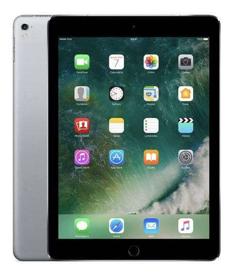 iPad Pro, Tela Retina 9.7, 256gb, Wifi + Cellular + Case