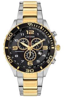 Reloj Hombre Citizen At2124-51e Agente Oficial M