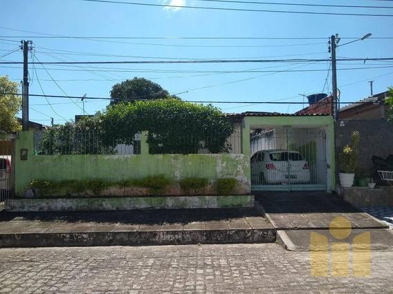 Casa Com 2 Dormitórios À Venda, 117 M² Por R$ 250.000 - Tabuleiro Do Martins - Maceió/al - Ca0338