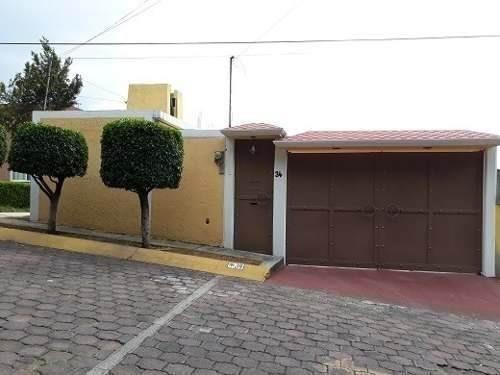 Casa En Venta Villas De La Hacienda, Atizapán De Zaragoza.