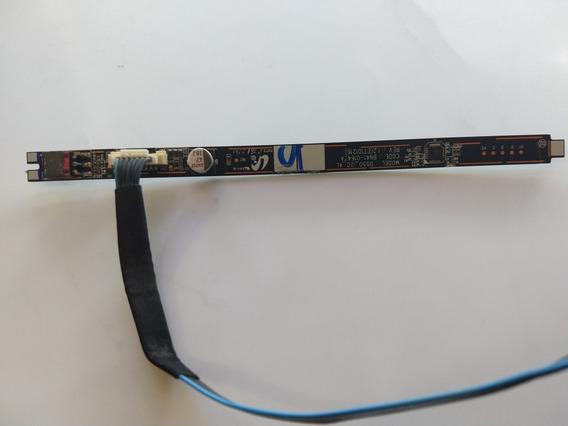 Teclado E Sensor Bn41-01643a Tv Samsung Ln32d550k1g