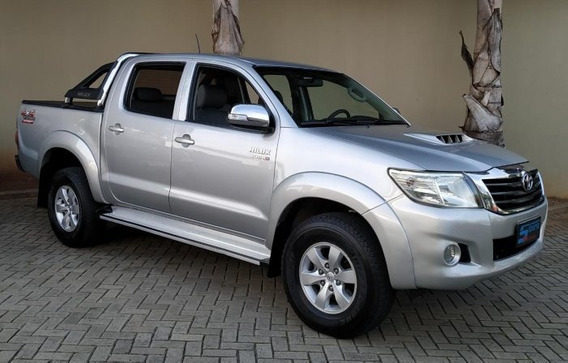 Hilux 3.0 Sr 4x4 Cd 16v Turbo Intercooler Diesel 4p Autom...