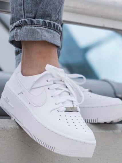 Zapatillas Nike Air Force 1 Sage Low Lx