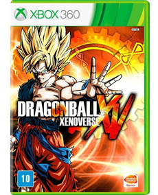Dragon Ball Xenoverse Xbox 360 Original Novo Lacrado