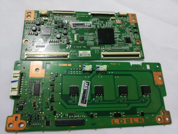 Placa T Con E Inverter Sony Kdl-40ex725