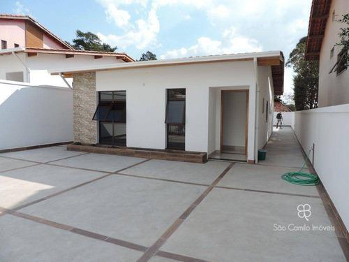 Imagem 1 de 12 de Casa Com 3 Dormitórios À Venda, 90 M² Por R$ 790.000,00 - Granja Viana - Carapicuíba/sp - Ca2218