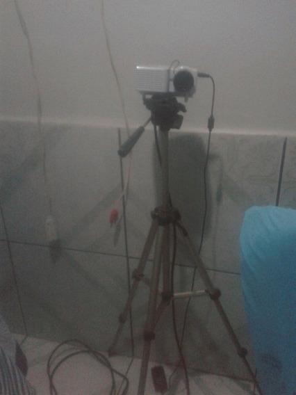 Mini Projetor +cabo Hdmi + Tripé