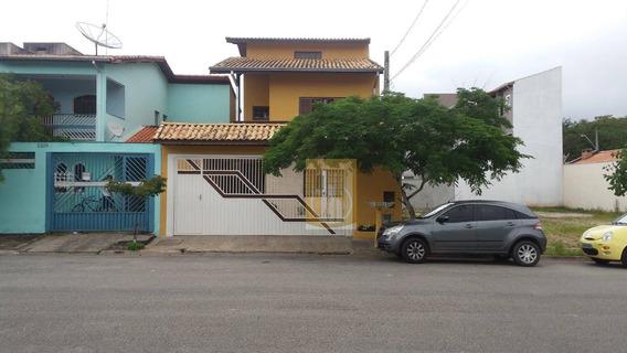 Sobrado Com 3 Dormitórios À Venda, 226 M² Por R$ 570.000 - Condominio Park Tiête Jundiapeba - Mogi Das Cruzes/sp - So0013