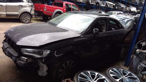 Sucata Batidos Peças Audi A3 Sedan 2015