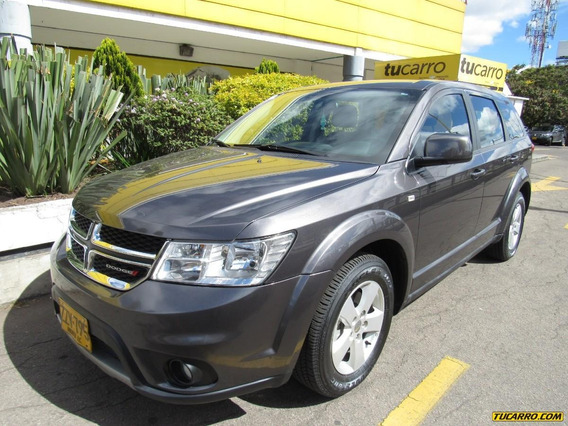 Dodge Journey Se At 2.4 5 Psj