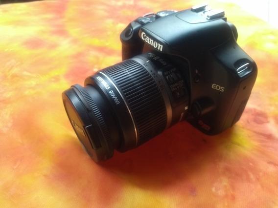 Câmera Canon Eos Rebel Xsi