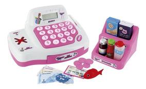 Brinquedo Criança Menina Caixa Registradora Multikids Ppg