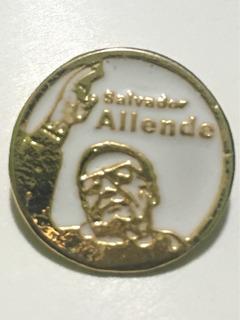 Pin Salvador Allende