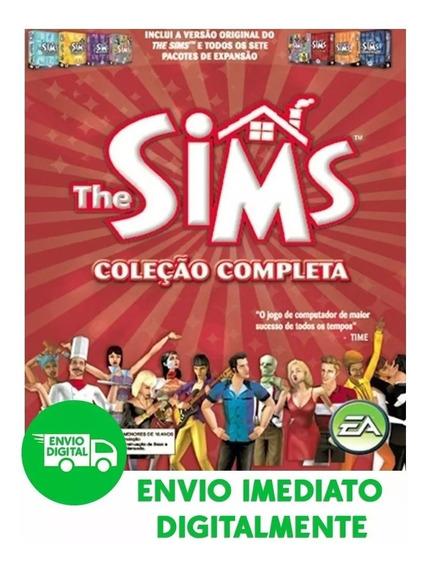 The Sims 1 Pc Coleção Completa Português Mídia Digital 2019