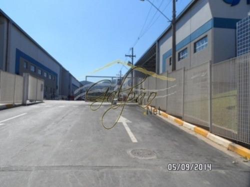 Ga4509 - Alugar Galpão Em Jandira Dentro De Condomínio - Ga4509 - 34761294