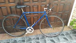 Bicicleta Media Carrera Rodado 28 Azul