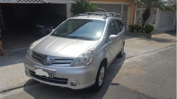 Nissan Grand Livina 1.8 Sl Flex Aut. 5p 2014