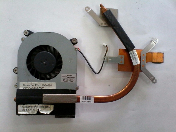 Cooler+discipador P/n49r-1a14im-0402 11064688 Positivo/sim+