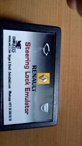 Emulador Direccion Renault 2004-2010