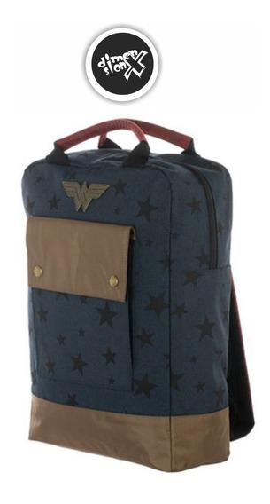 Mochila Wonder Woman Stars Dc Comics Bioworld Oficial