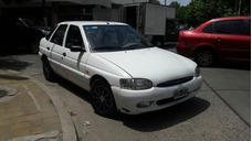 Ford Escort Año 2002 Turbodiesel Impecable! Permuto/financio