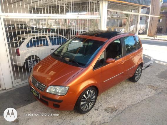 Fiat Idea 2006 Hlx 1.8 Flex Completa 5p