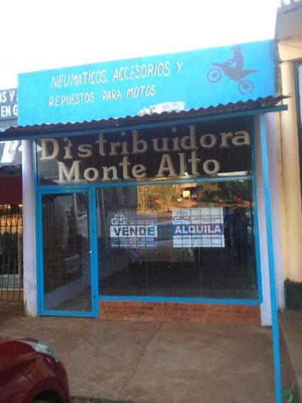 Vendo Local En Misiones