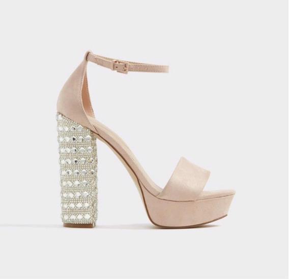 Zapatos Aldo Modelo Nesida Mujer Nuevos Talle 35