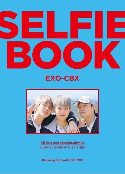 Exo Cbx - Selfie Book