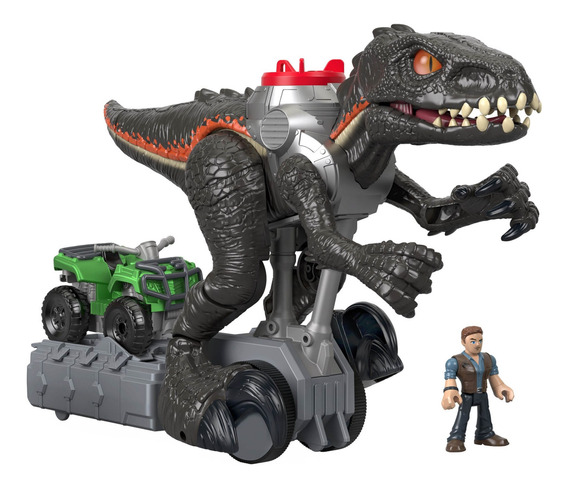 Imaginext Jurassic World, Indoraptor Motorizado