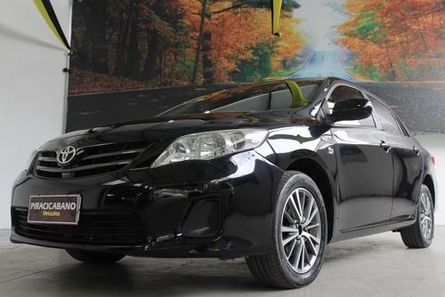 Toyota Corolla 1.8 Xli 16v Flex 4p Automatico 2011/2012