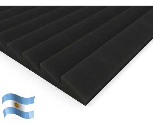 Pack 150 U.paneles Acusticos Saw Basic 50x50cmx30mm Musycom