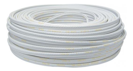 Cabo Coaxial Cabletech Rgc-59 90% Branco - 100 Metros 801219