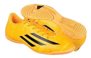 Tenis De Fútbol Para Caballero Nike M17666 Amarillo