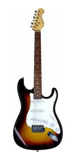 Guitarra Eléctrica Suzuki Modelo Sst-1 Tipo Stratocaster