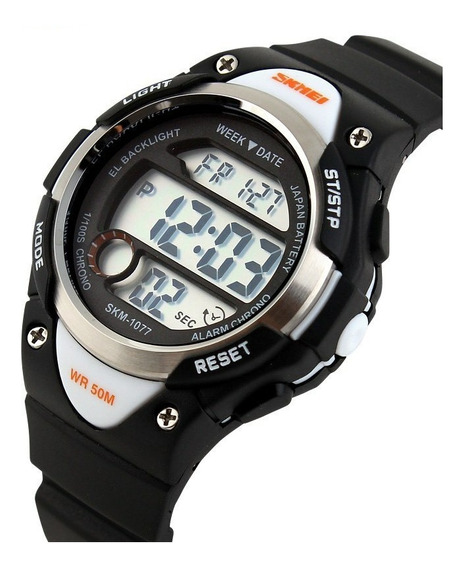 Relógio Infantil Skimei Masculino Ou Feminino Mod. 1077