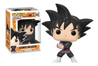 Funko Pop Animation # 314 Goku Black Dragon Ball Super