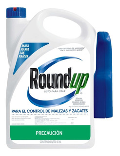 Herbicida Round Up Galon
