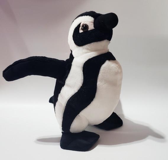 Peluche Pinguino 30cm Parado Phi Phi Toys