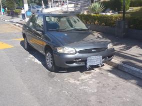 Ford Escort 1.8 Gl Cinza