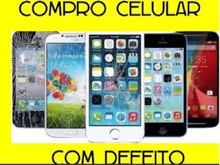 Compramos Seu iPhone 6s, 7, 7 Plus, 8, 8 Plus,tela Trincada