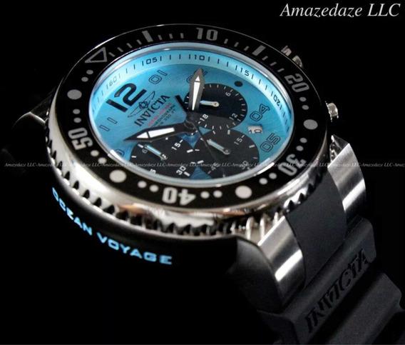Relógio Invicta Pro Diver Ocean Voyage Blue