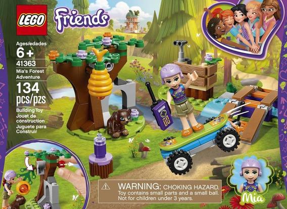 Lego 41363 Aventura En El Bosque De Mia