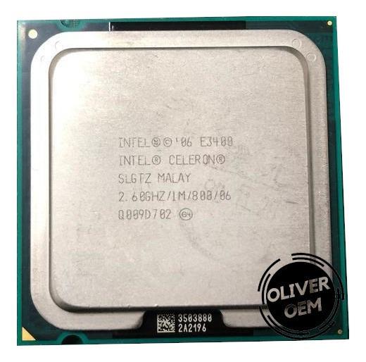Processador Intel® Celeron Dual-core E3400 2.60ghz Lga-775