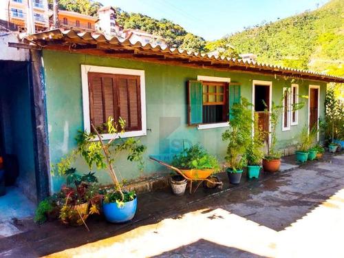 Imagem 1 de 18 de Casa Na Tijuca Com Terreno De 1.164 M² Por R$ 1.150.000 - Tijuca - Teresópolis/rj - Ca1328
