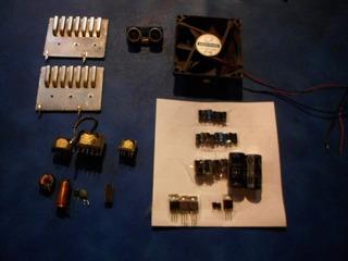 Lote De Repuestos De Componentes Electrónicos A14/10