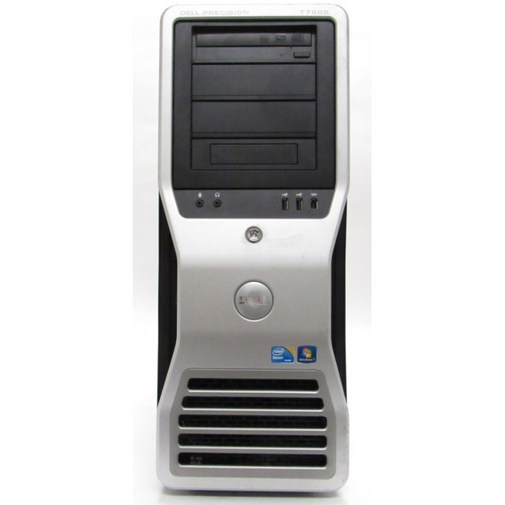 Workstation Dell T7500 Intel Xeon E5620 12gb 1 Tb 2 Gb Video
